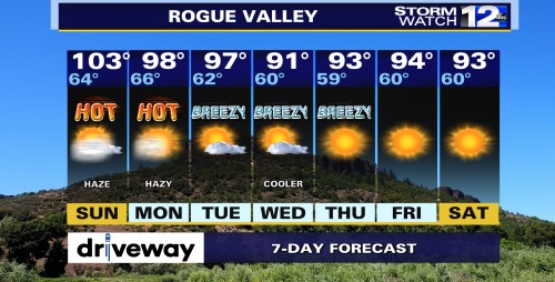 Rogue Valley 7-day